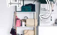 IKEA Hyllis Hack, Taschen Aufbewahrung von IKEA, Ankleidezimmer, Ankleideraum Inspiration, Einrichtungsideen, Bag Storage IKEA DIY, Ikea Hacks, Gold, Marmor, Interior, DIY Ideen, Style Blog, Blogazine, www.whoismocca.com