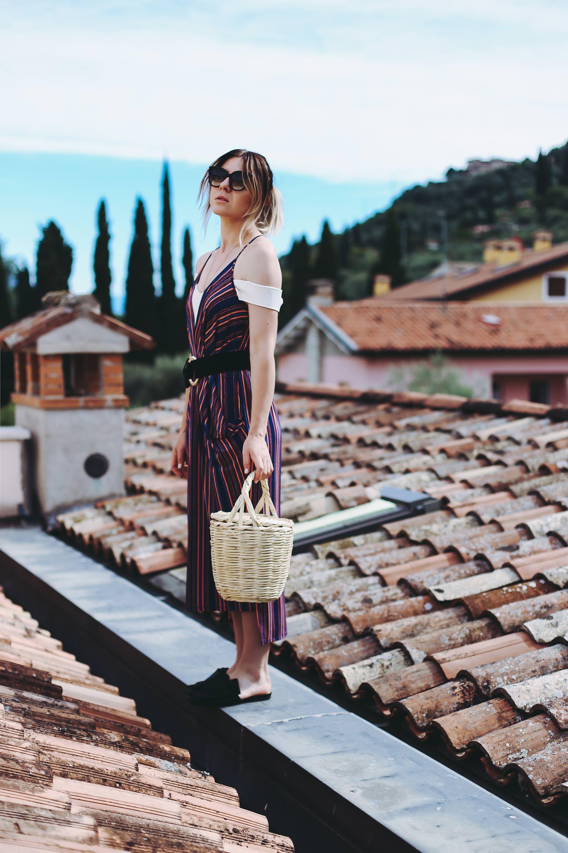 Bold Stripes Dress, Bold Stripes Trend, Sommer Outfit, Birkin Basket, Fashion Blog, Modeblog, Outfit Blog, Summer Capsule Wardrobe Essentials, www.whoismocca.com