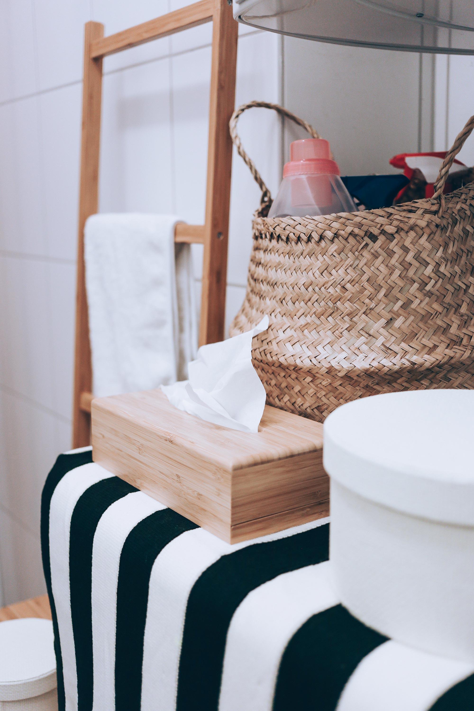 So einfach lässt sich ein kleines Badezimmer modern gestalten!
