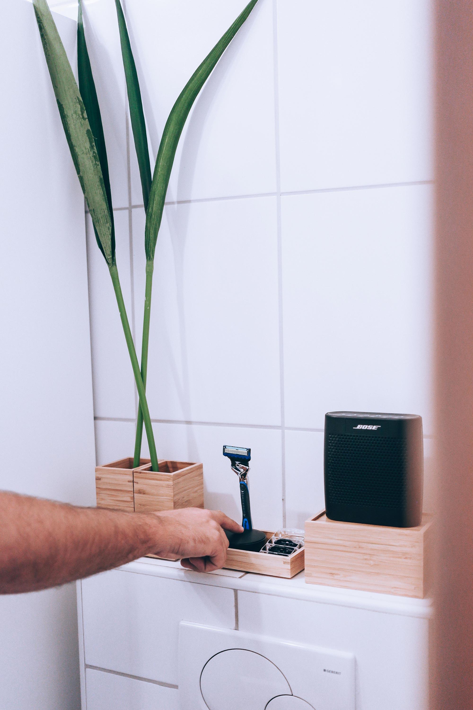 So Gut Lässt Sich Ein Kleines Badezimmer Ohne Fenster Modern Gestalten,  Ikea Badezimmer, ...