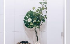 So gut lässt sich ein kleines Badezimmer ohne Fenster modern gestalten, Ikea Badezimmer, Badezimmer Ideen, bathroom ideas, Bad Inspiration, Badezimmer modern einrichtigen, Badezimmer günstig einrichten, Naturmaterialien, Gillette Club Station, Interior Blog, Style Blog, Magazin, Blogazine, www.whoismocca.com
