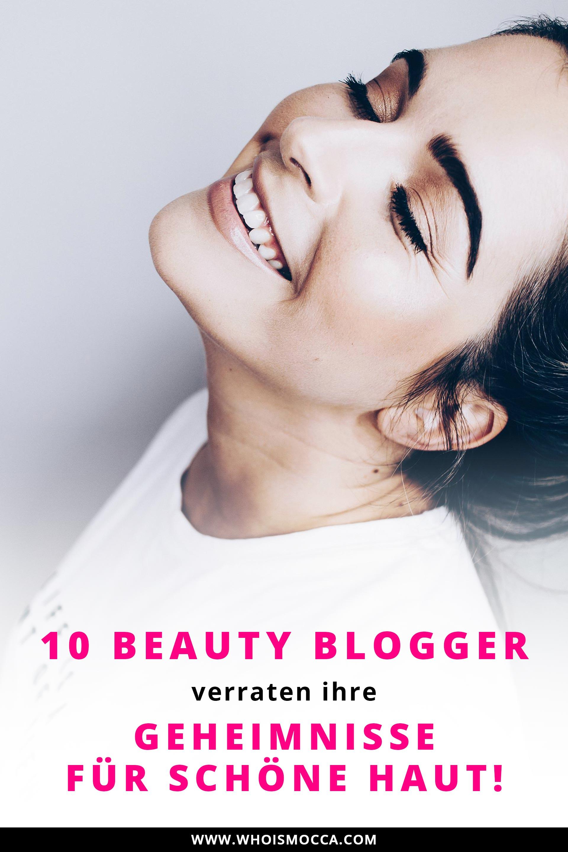 Beauty Blogger und ihre Geheimnisse für schöne, strahlende Haut, Pflege Tipps, Mischhaut, ölige Haut, trockene Haut, empfindliche Haut, Pflege gegen Unreinheiten, Erfahrungsbericht, www.whoismocca.com