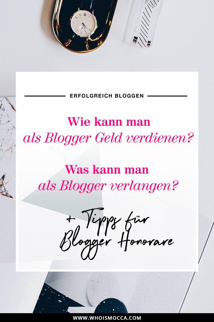 Mit Bloggen Geld verdienen und Preise kalkulieren! (+ Authentizität als Blogger)
