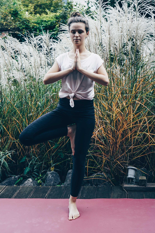 Business Yoga, Entspannung im Job, Stressbewältigung mit Yoga, Yoga Übungen für Entspannung, Übungen gegen einen verspannten Nacken, Karriere Blog, Style Blog, Frauen Blog, www.whoismocca.com