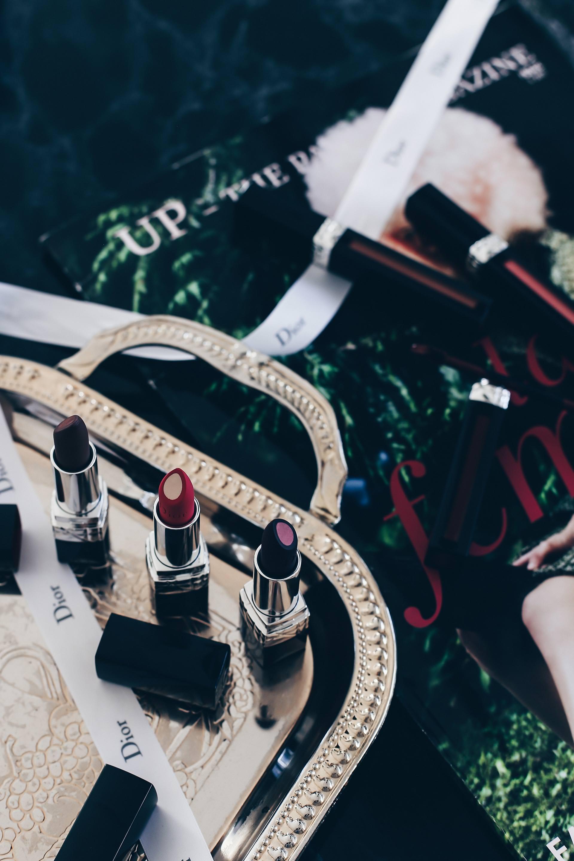 Lippenstift Neuheiten von Dior, Dior Beauty News, Rouge Dior Double Rouge, Rouge Dior Liquid, Matte und Metal Effekte, Lippenstifte im Test, schöne Herbst Lippenstifte, Erfahrungsbericht Dior Kosmetik, Beauty Blog, www.whoismocca.com