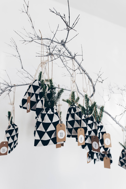 3 einfache und g nstige diy adventskalender ideen zum selber basteln. Black Bedroom Furniture Sets. Home Design Ideas