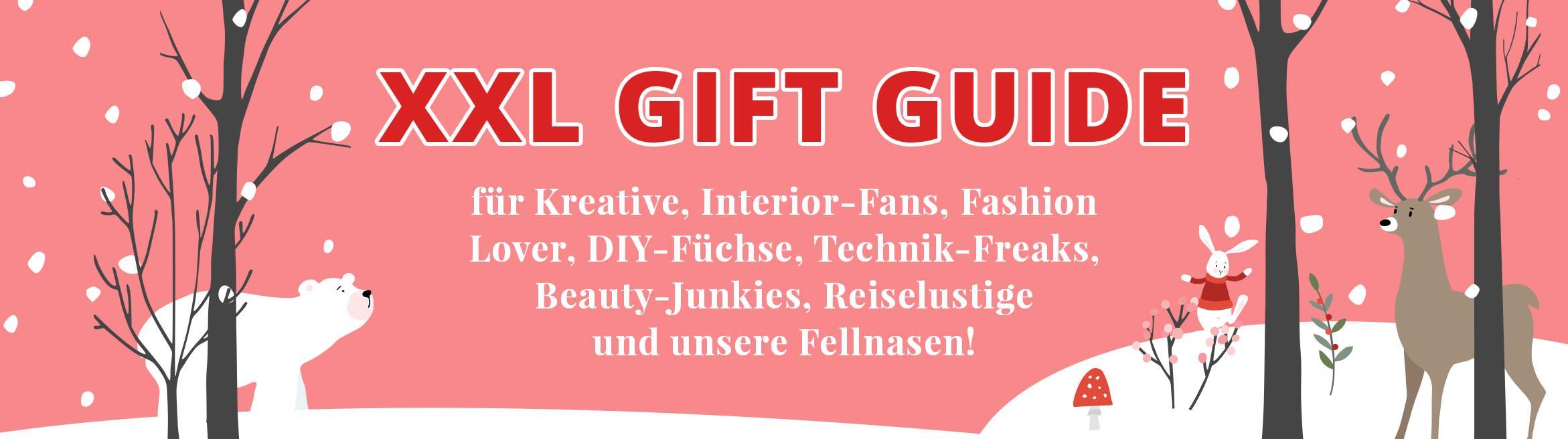 XXL Gift Guide, Was soll ich zu Weihnachten schenken, Geschenkideen für Weihnachten, XMAS Gift Ideas, Technik, Kreative, Tiere, Freundin, Mama, Papa, Eltern, Schwester, Bruder, Freund, Geschenkideen, Style Blog, www.whoismocca.com