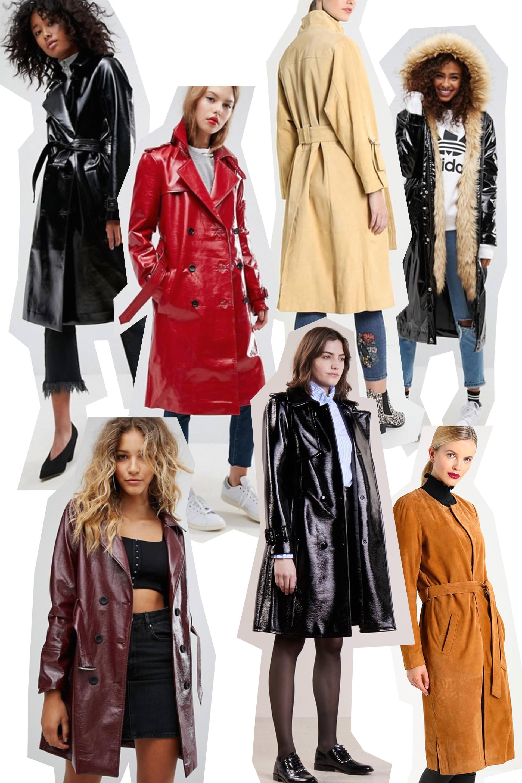Winterjacke damen trends 2018