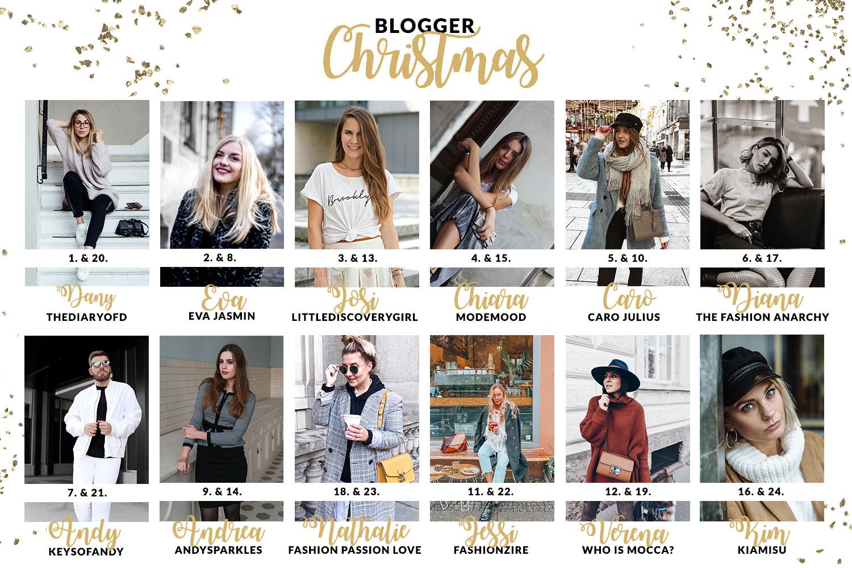 Blogger XMAS Gewinnspiele, Blogger Adventskalender Giveaways, Beauty und Fashion Gewinnspiele Österreich, Style Blog, www.whoismocca.com