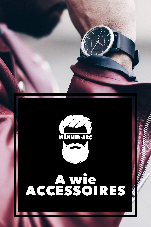 Männer ABC, A wie Accessoires, Herren Schmuck Online Shops, Modeschmuck für Herren, Männer Accessoires stylen, Männer und Style Blog, Styling Tipps, Fashion Blog, www.whoismocca.com