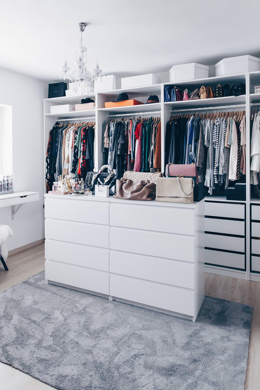 so habe ich mein ankleidezimmer eingerichtet und gestaltet. Black Bedroom Furniture Sets. Home Design Ideas