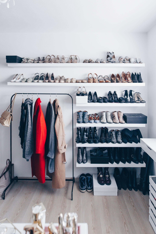 Ankleideraum planen, einrichten und gestalten, Ankleidezimmer Ideen, begehbarer Kleiderschrank, ikea pax planen, ikea pax einteilung, ikea pax Idee, Interior Blog, Style Blog, www.whoismocca.com