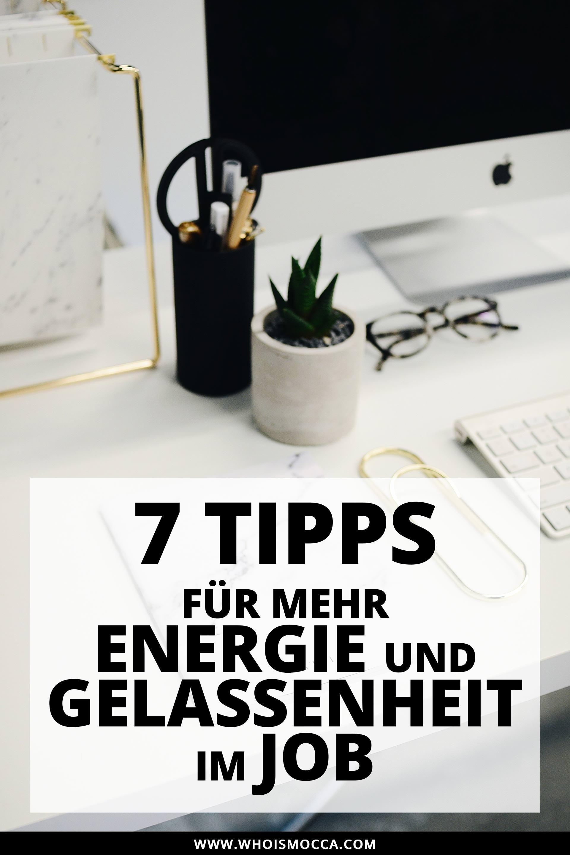 Gut organisiert ins neue Jahr starten, 7 Tipps für mehr Energie und mehr Gelassenheit im Job, Karriere Blog für Frauen, www.whoismocca.com