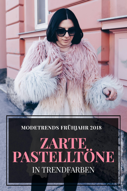 Modetrends Frühjahr 2018, Modetrends Frühling 2018, Modeblog, Was ist 2018 modern, was wird 2018 Trend, modetrends 2018, Pastelltöne kombinieren, welche Pastellfarbe passt zu mir, welche pastellfarben passen zusammen, pastellfarbene outfits, Fashion Blog, www.whoismocca.com