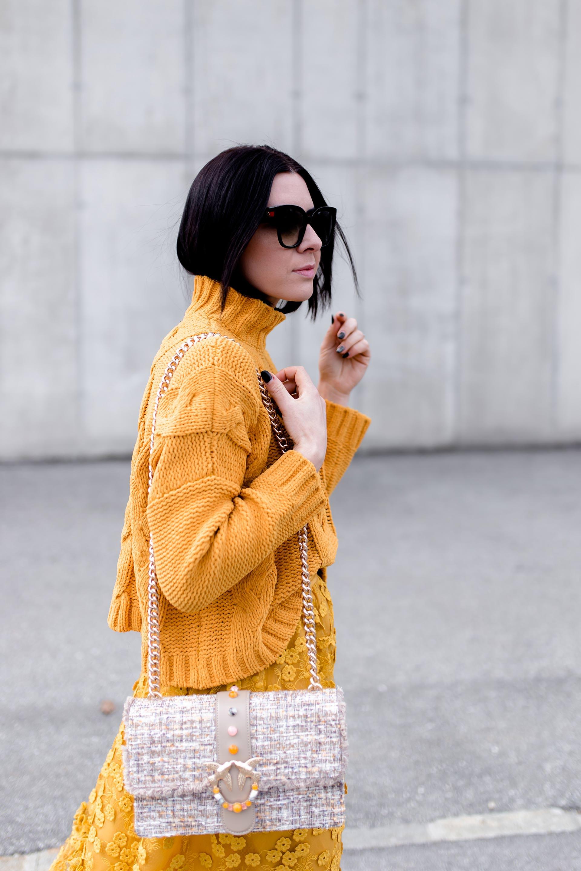 So Kombiniert Man Die Mode Farbe Gelb Im Alltag Life Und Style