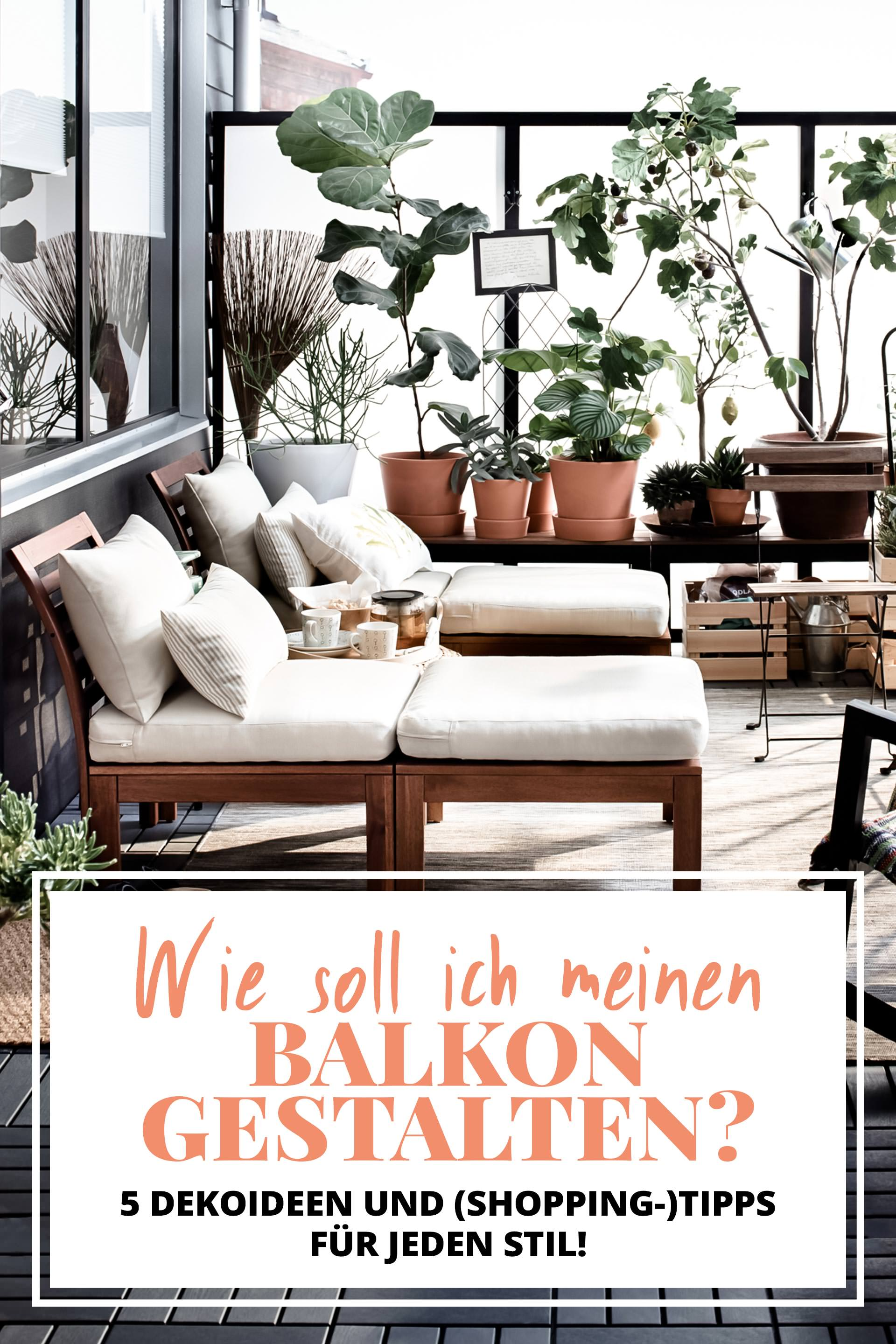 balkon einrichten gallery of outdoor kche with balkon einrichten finest vitaminbar verschnern. Black Bedroom Furniture Sets. Home Design Ideas