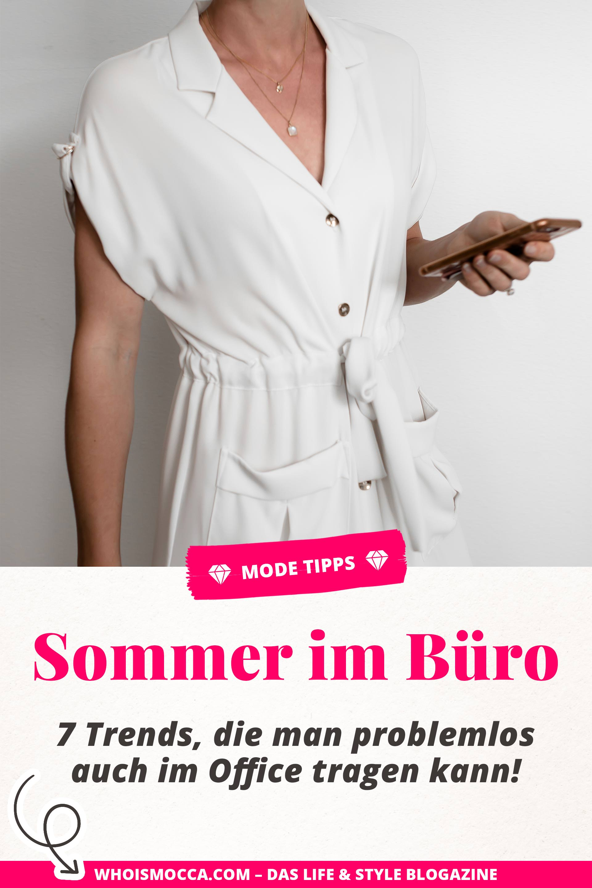 Mode-Sommer im Büro, Die besten Trends für das Büro Outfit im Sommer, Was ziehe ich im Sommer im Büro an, Sommermode 2018, Mode und Styling-Tipps, Business Outfits, Office Looks, #ootd #officestyle #businesswardrobe #wardrobe #fashiontrends #modeblogger #officestyle, www.whoismocca.com