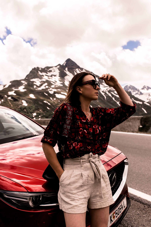Anzeige, Mazda Routes 2018, Roadtrip durch Vorarlberg in Österreich, Silvretta Hochalpenstraße, Casalpin Chalets in Brand, Brandnertal, Feriendorf, Ferienhütte, Reise Tipps für Vorarlberg, Reiseblogger, Lifestyle Blogazine, www.whoismocca.com #mazdaroutes2018 #roadtrip #chalets #reiseblogger #mazda #vorarlberg #silvretta