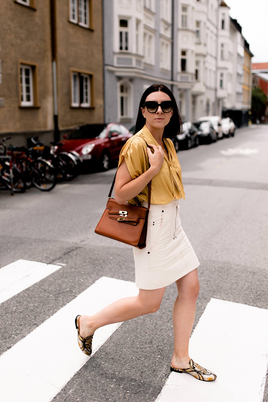 Lookbook: 10 Sommer Outfits mit Rock für den Alltag