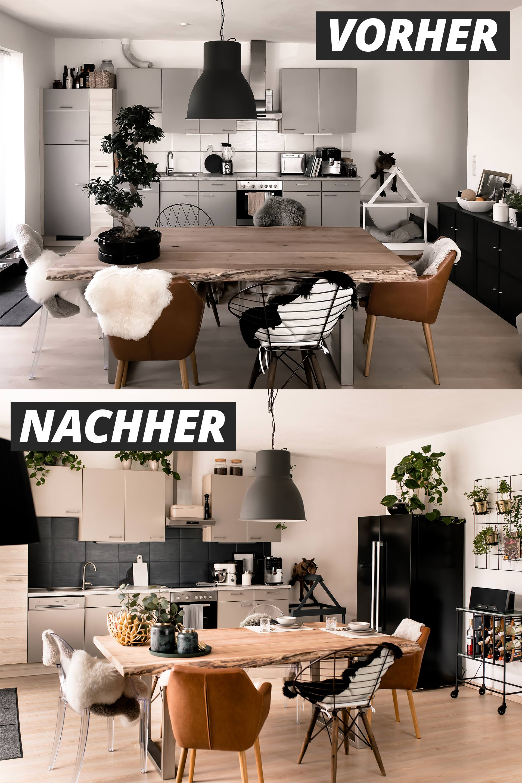 k che versch nern mit wenig aufwand mein k chen makeover inkl vorher nachher fotos. Black Bedroom Furniture Sets. Home Design Ideas
