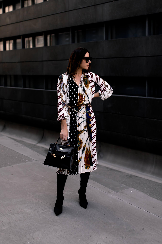 Kleider trends herbst 2018