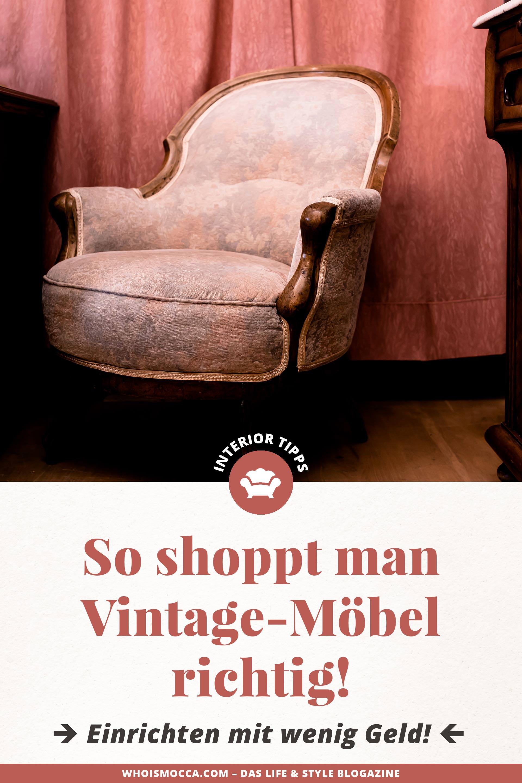 Einrichtungstipps Was Man Beim Vintage Möbel Shopping Beachten Sollte