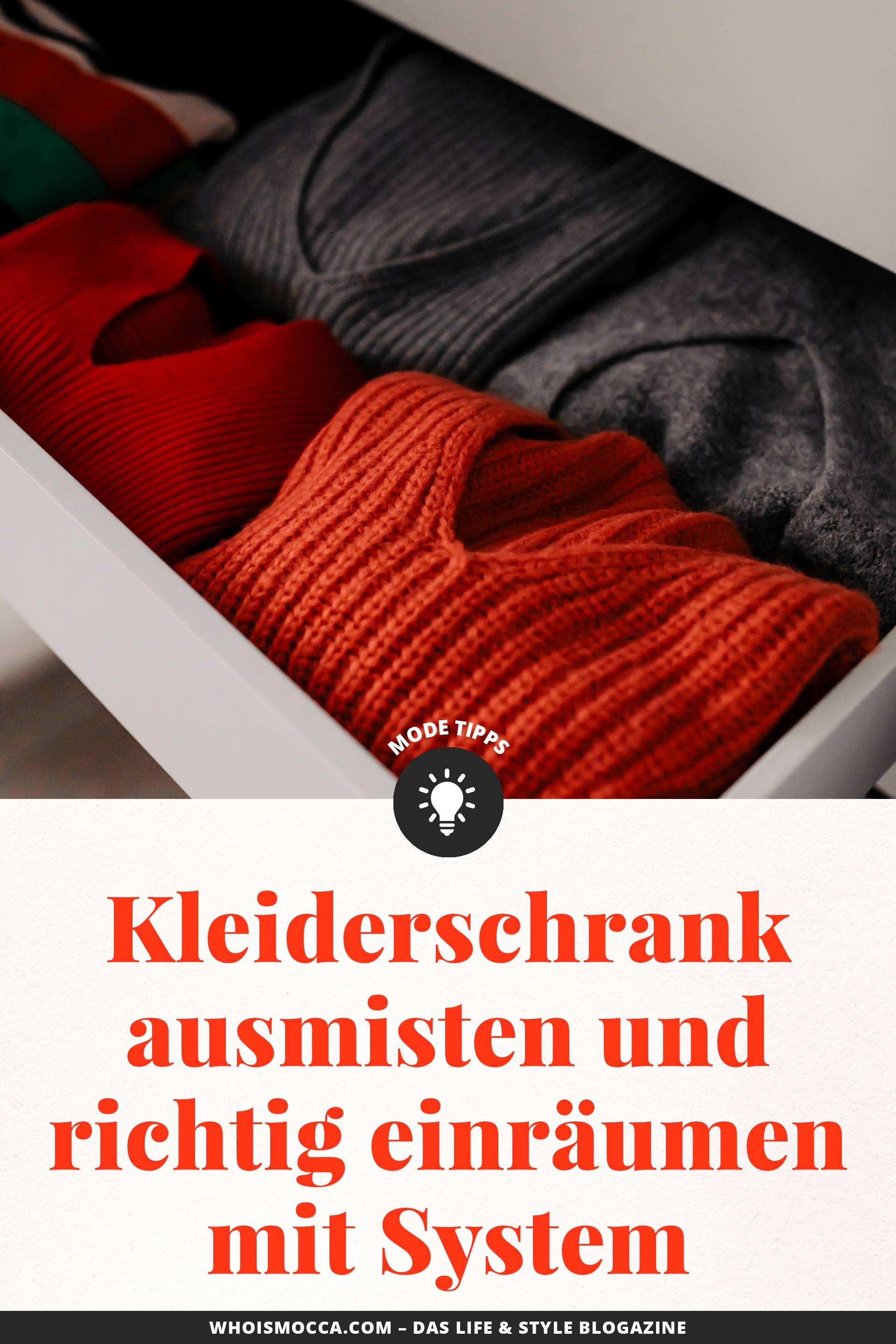 kleiderschrank ausmisten tipps tricks. Black Bedroom Furniture Sets. Home Design Ideas