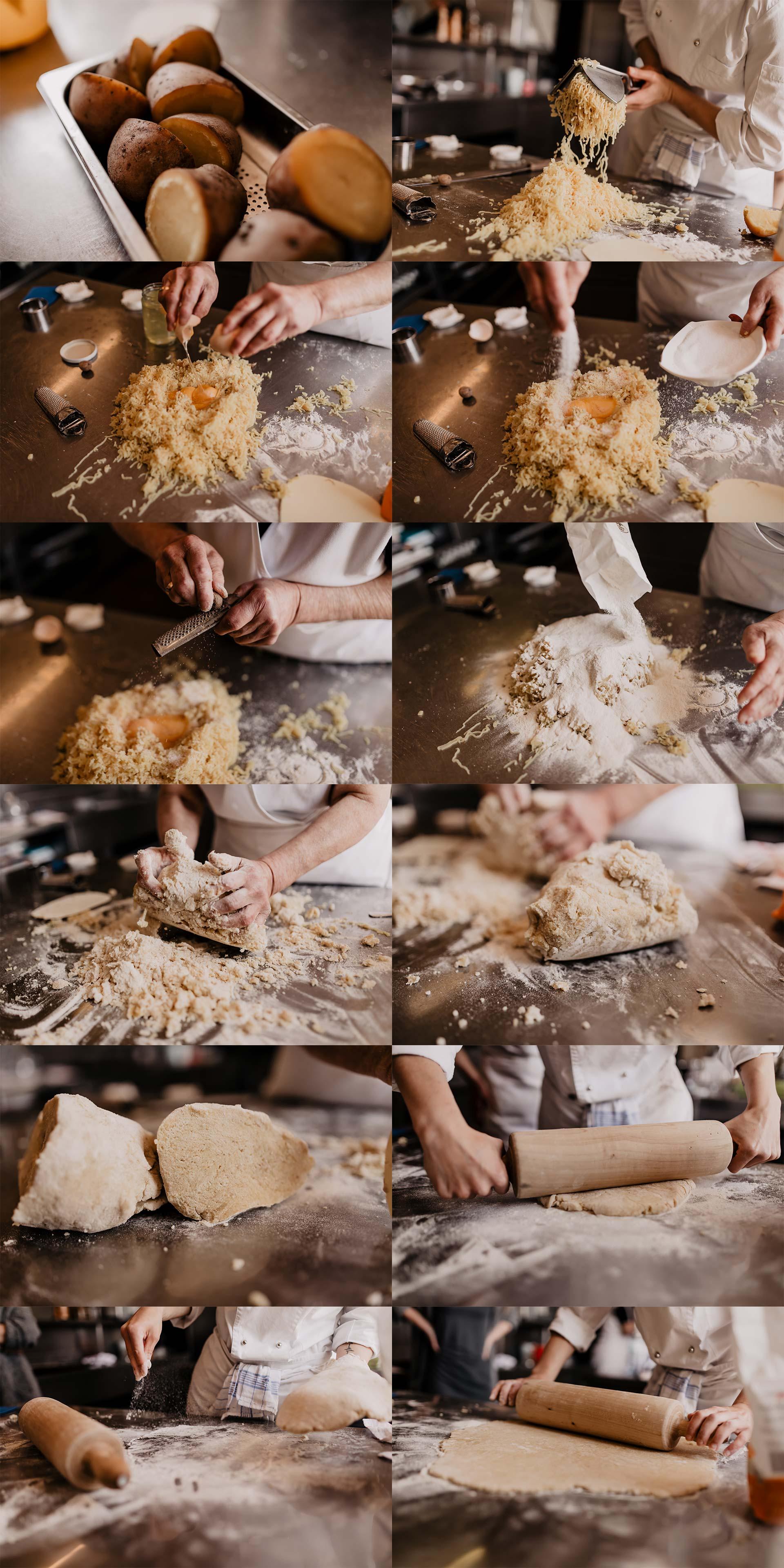 Anzeige. 3-Gänge-Frühlingsmenü mit Bärlauchschaumsuppe,Bärlauchtascherl, Bärlauchpesto, Kartoffelteig herstellen, gesundesFrühlingsmenü,was soll ich morgen kochen,Rezepte mit Bärlauch,Bärlauchsuppe,Kochen mit Hofer, Foodblogger, www.whoismocca.com #bärlauch #kartoffelteig #erdäpfelteig #frühlingsmenü #kochenmithofer #rezept #vegetarisch