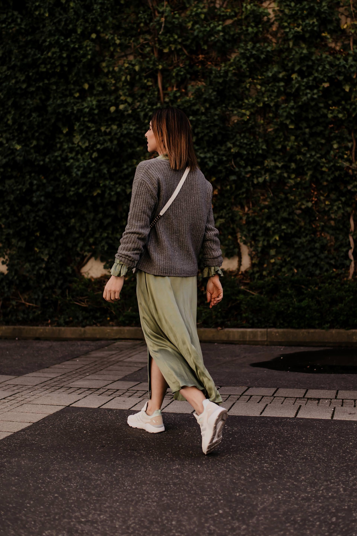 1415461538eecf Sneakers zum Kleid kombinieren    Produktplatzierung    Adidas Crazychaos