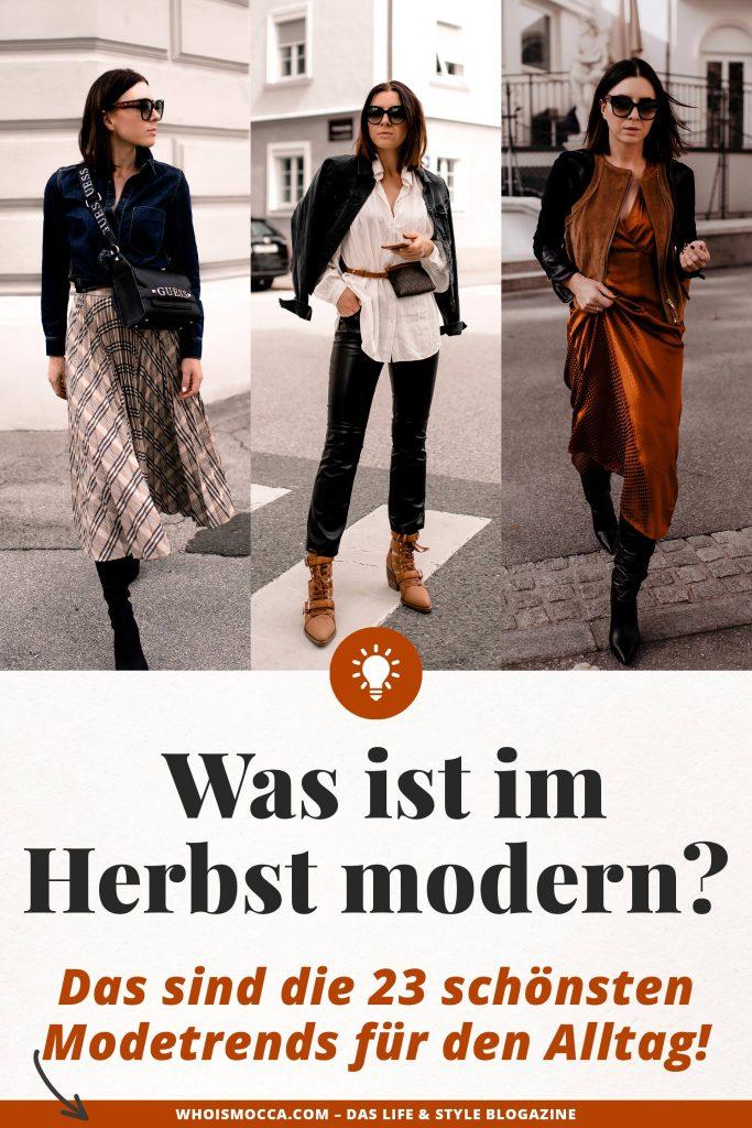 Modetrends Herbst 2021 Frauen