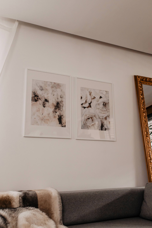 Wandgestaltung mit Bildern: Meine Ideen für Küche und ...