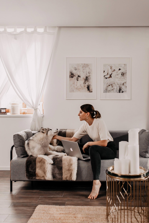Wandgestaltung mit Bildern: Meine Ideen für Küche und Wohnzimmer!
