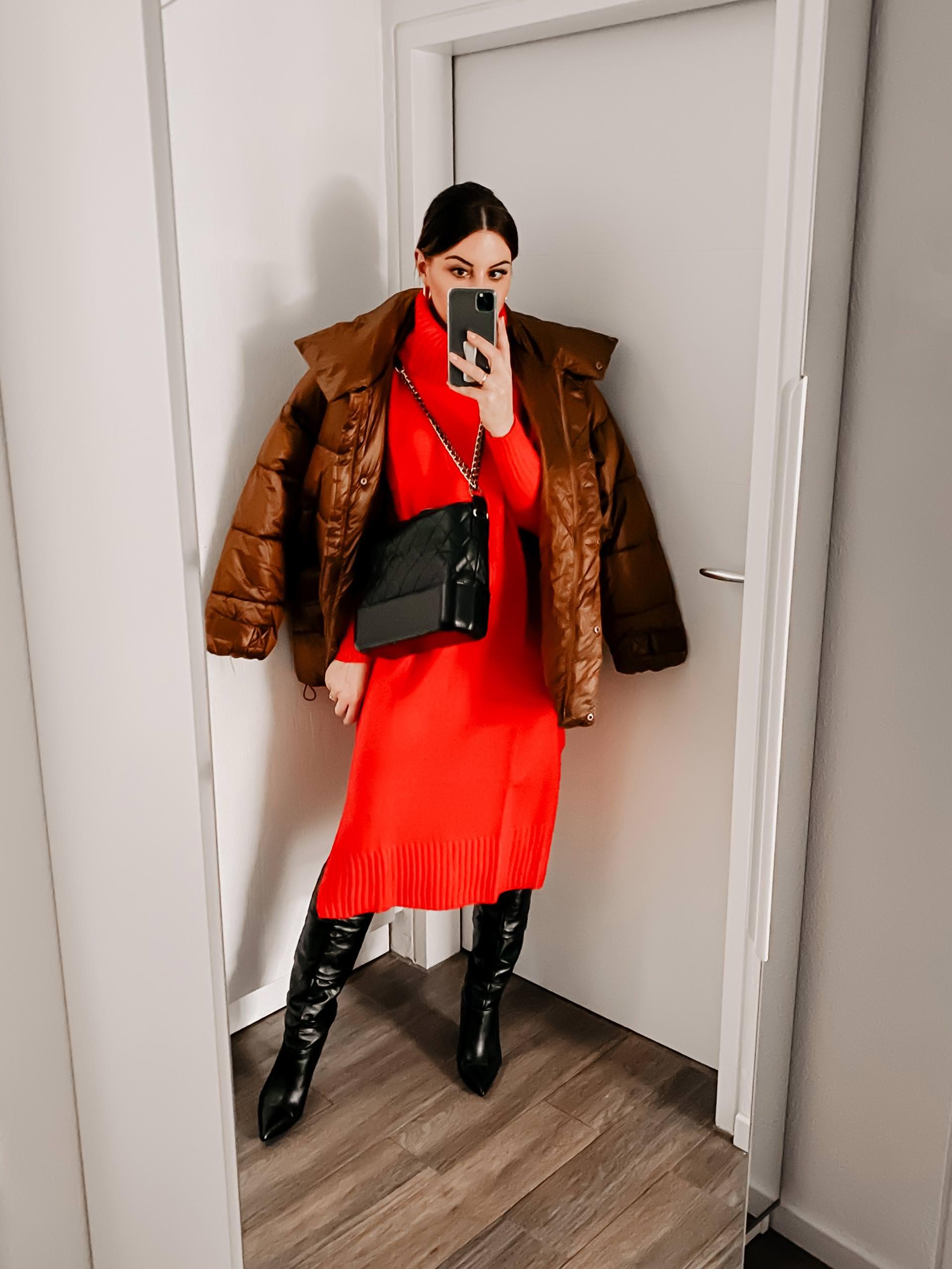 Was ziehe ich morgen an? 5 alltagstaugliche und schöne Outfits für den Winter gibt es heute auf meinem Modeblog. 5 Looks stelle ich dir vor, von Montag bis Freitag. www.whoismocca.com #winteroutfits #modeblog #modetrends #lookbook