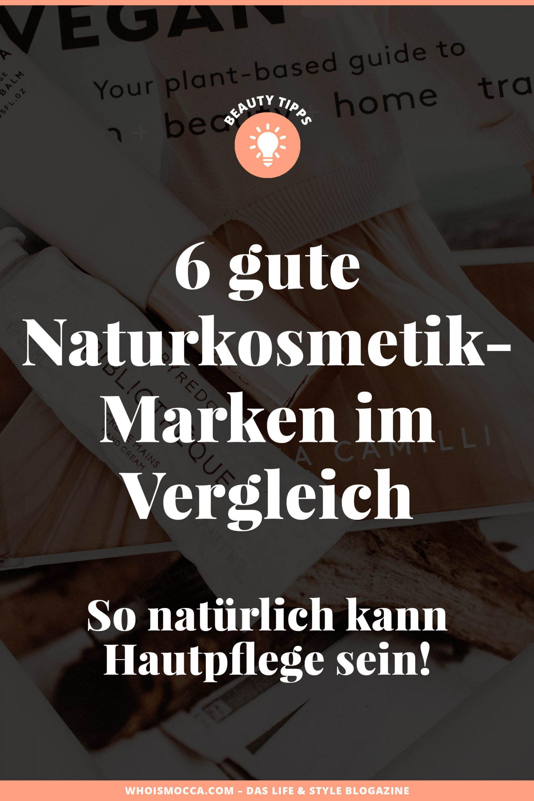 Welche Naturkosmetik-Marke ist die beste? Die Auswahl an Naturkosmetik-Markenist groß und da kann es uns schon mal schwerfallen, die richtige Pflege zu finden. Ich stelle dir meine 7 liebsten Naturkosmetik-Marken vor, für eine besonders natürliche Hautpflege.