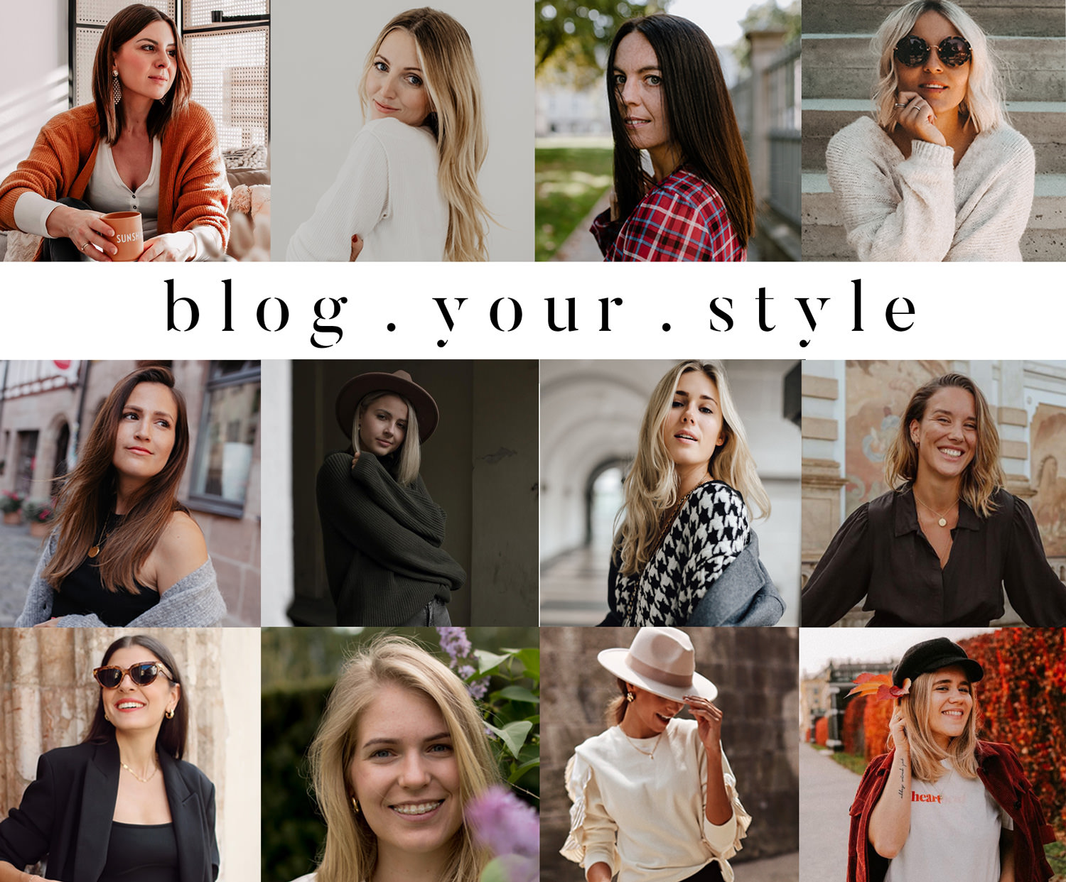 Blog Your Style Modeblogger Outfits
