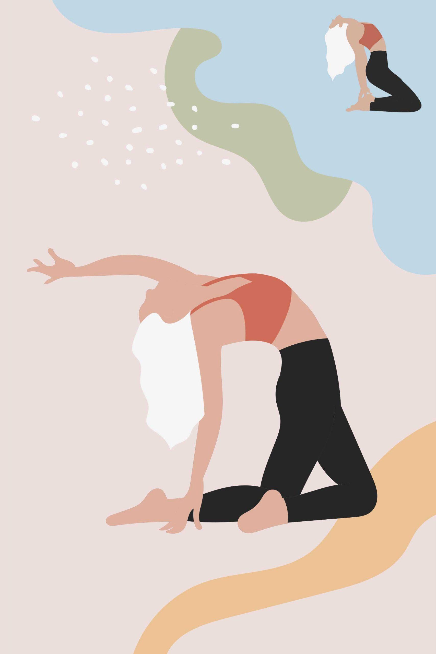 Was ist Yoga, wie kann ich es lernen und warum hilft es mir im Alltag zu entspannen? Alles Wichtige über Yoga für Anfänger teile ich heute mit dir. www.whoismocca.com