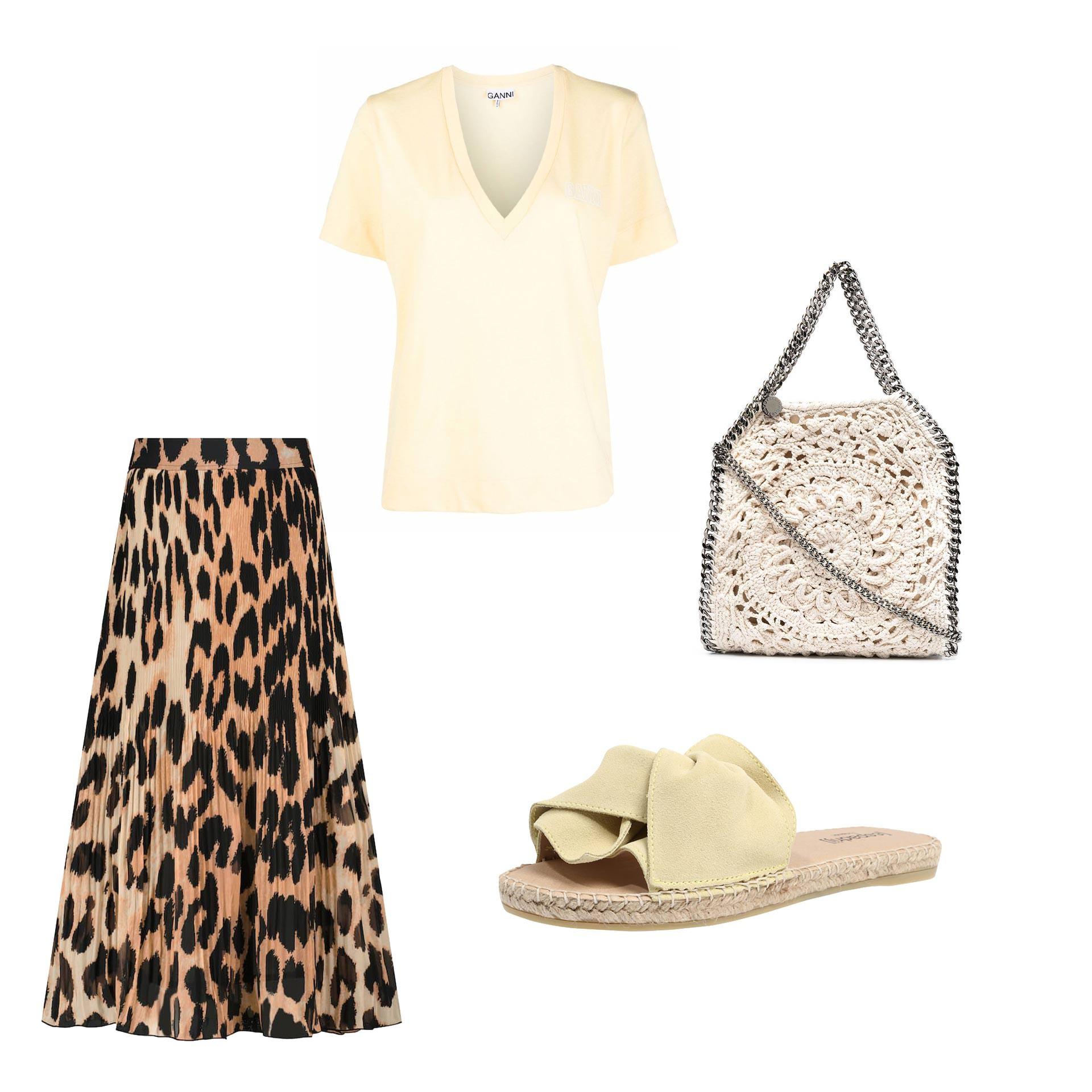 5 schöne und bequeme sowie nachhaltige Sommer Outfits habe ich dir am Modeblog zusammengestellt. Welches gefällt dir am besten und würdest du tragen? www.whoismocca.com